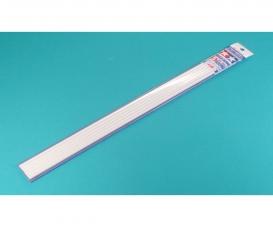 Plastic Beams 5mm Round (6) white