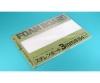 Foam Board 3mm (3) 257x364mm