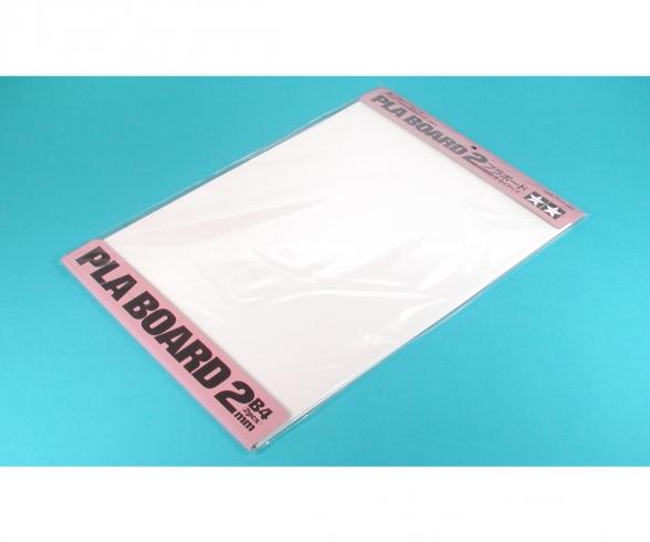 Pla-Board 2mm B4 *2