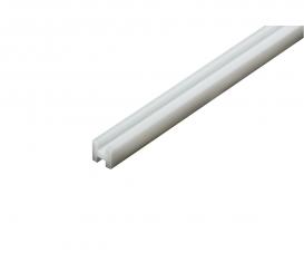 Plastic Beams 3mm H (5) white