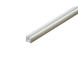 Plastic Beams 3mm U *5