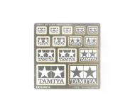 Photoätz Tamiya-Logo Sheet (14) 0,3mm