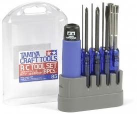R/C Tool Set (8pcs)