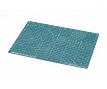 Tamiya Cutting Mat DIN-A4, Green