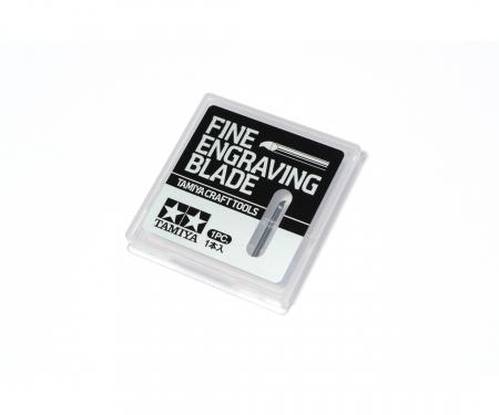 Gravurklinge 0,1mm / 2mm Schaft / L.25mm