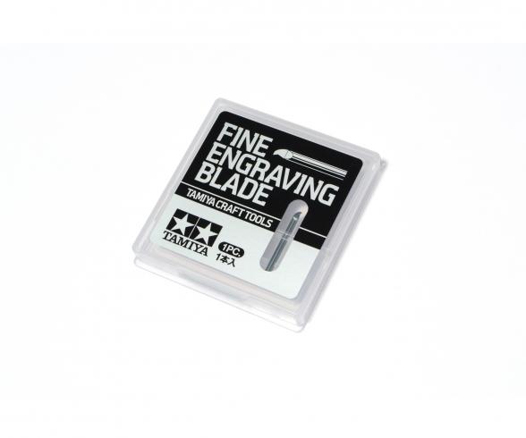 Fine Engraving Blade 0.1mm