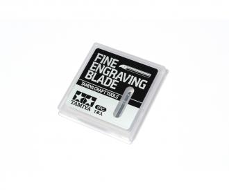 Gravurklinge 0,2mm / 2mm Schaft / L.25mm