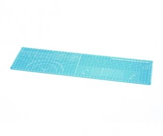 Schneidunterlage Alpha 420x148mm blau