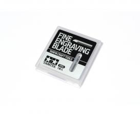 Gravurklinge 0,4mm / 2mm Schaft/L.25mm