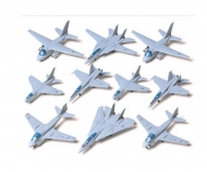 1:350 US Navy Flugzeug-Set I (10)