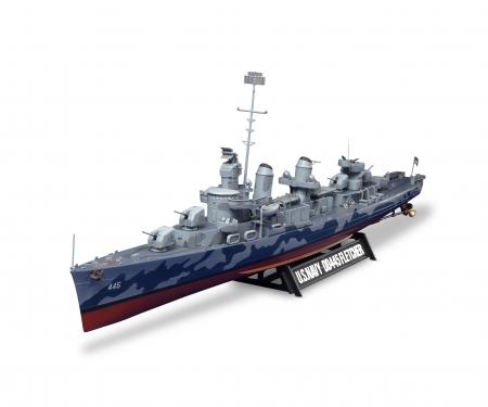1:350 WWII US Zerstörer DD445 Fletcher