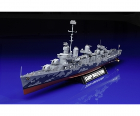 1:350 US Zerstörer DD445 Fletcher