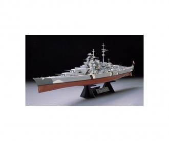 1:350 WWII Ger. Battleship Bismarck