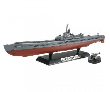 1:350 WWII Jp. Submarine i-400