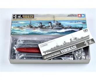 1:350 Jap. Yukikaze Destroyer