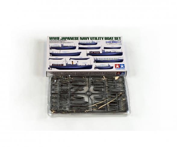 1:350 Jap. Navy Utility Boat Set (28)