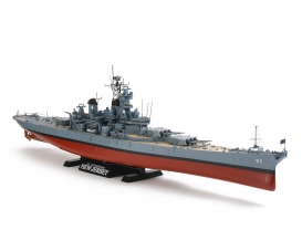 1:350 US Battleship New Jersey BB-62