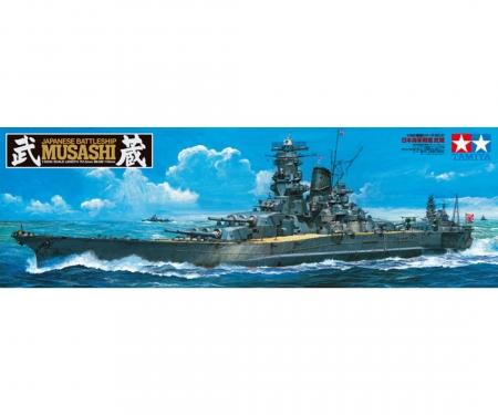1:350 Musashi 2013 Jap. Schlachtschiff