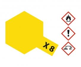 X -8 Zitronen-Gelb glänzend 23 ml