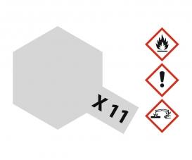 X-11 Chrom-Silber glänzend 23 ml