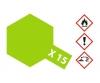 X-15 Light Green Gloss 23ml