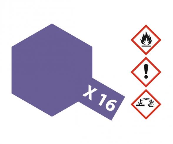 X-16 Purple Gloss 23ml