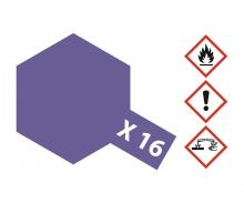 X-16 Violett glänzend 23ml