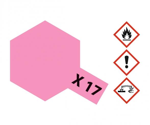 X-17 Pink Gloss 23ml