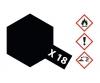 X-18 Schwarz seidenmatt 23ml