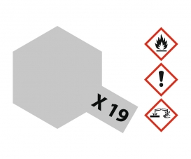 X-19 Rauch glänzend 23ml