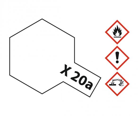 X-20A Verdünner 23ml Acryl