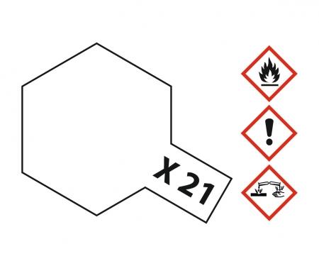 X-21 Flat Base 23ml