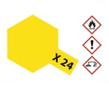 X-24 Clear Yellow Gloss 23ml