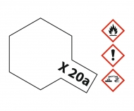 X-20A Verdünner 250ml Acryl