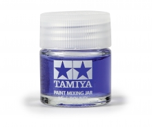 Tamiya Paint Mixing Jar Mini 10ml round