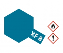 XF-8 Blau matt 23ml