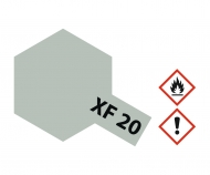 XF-20 Flat Medium Grey 23ml