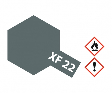 XF-22 RLM Flat Grey 23ml