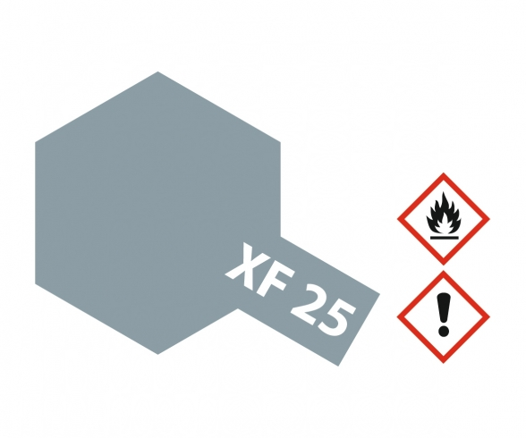 XF-25 Flat Light Sea Grey 23ml