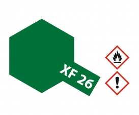 XF-26 Flat Deep Green 23ml