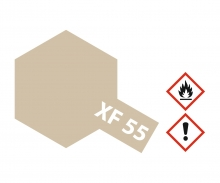 XF-55 Flat Deck Tan (Light Brown) 23ml