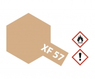 XF-57 Flat Buff (Yellow-Brown) 23ml