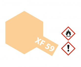 XF-59 Flat Desert Yellow 23ml