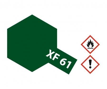 XF-61 Flat Dark Green 23ml