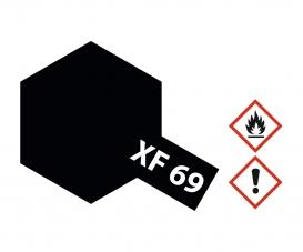 XF-69 NATO Schwarz matt 23ml