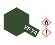 XF-74 Braunoliv ma.(Oliv.Drab) JGSDF10ml