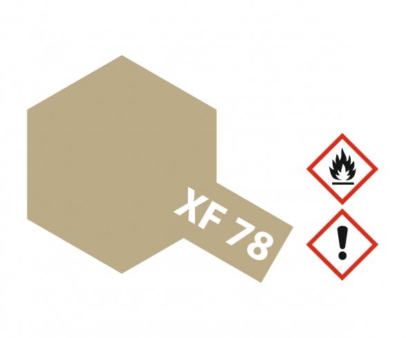 XF-78 Holzdeck Hellbraun matt 10ml