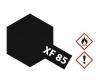 XF-85 Gummi-schwarz matt 10ml Acryl