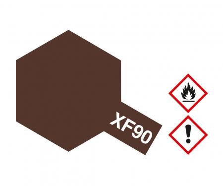 XF-90 Rotbraun 2 matt 10ml Acryl