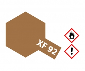 XF-92 Gelbbraun matt DAK41 10ml A.